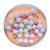 JIUZHOU Jouet De DéCompression Slime Transparent Slime Pas ChèRe Fluffy Boue De Neige Slime Argile Slime Mastic Jouets...