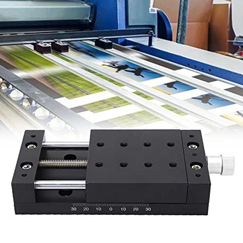 Etapa lineal del eje X, etapa lineal de estructura estable para máquinas de prueba para dispositivos de medición para equipos de fabricación de semiconductores para equipos ópticos