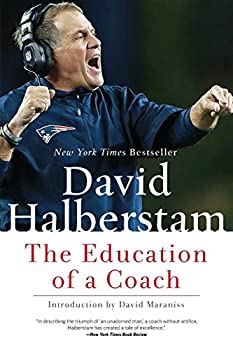 Paperback The Education of a Coach Book