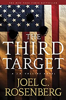 The Third Target  A J B Collins Series Political and Military Action Thriller  Book 1   J B Collins Novel