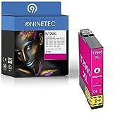 Ninetec NT-29XL - Cartuccia compatibile con Epson T2993 29XL magenta | per Expression Home XP-235 240 245 247 250 255 257 330 332 335 340 342 345 350 352 3554 30 43 2 435 440 442 445 450 452 455.