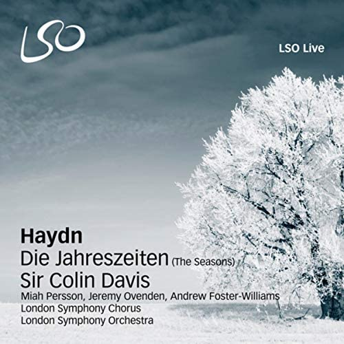 London Symphony Orchestra, Andrew Foster-Williams, Miah Persson, London Symphony Chorus, Sir Colin Davis & Jeremy Ovenden