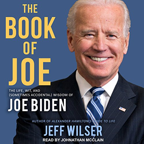 The Book of Joe Audiobook By Jeff Wilser cover art