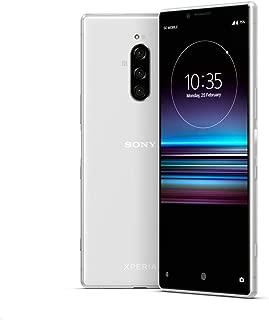 Sony XPERIA 1 Dual SIM (J9110) 128GB/6GB (White/ホワイト) SIMフリー【並行輸入品】