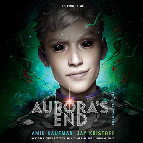 Aurora's End cover art