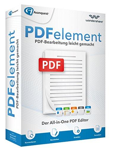 Wondershare PDFelement [import allemand]