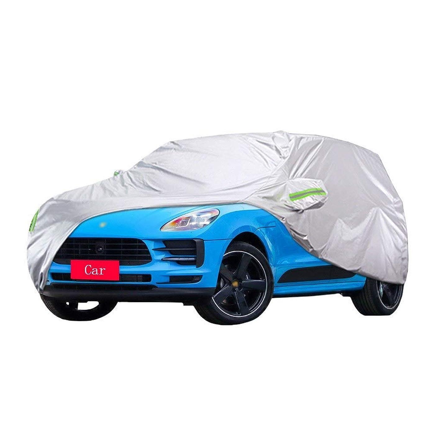 アーサーコナンドイルチャネル苦難車のカバー に対応ポルシェマカン車のカバーSUV厚いオックスフォード布日焼け止め防雨暖かいカバー車のカバー (サイズ さいず : 2016)