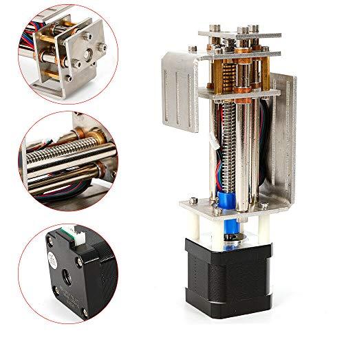 CNC Graviermaschine z-Achse Lineareinheit Slide 60mm Linearführungen Kugelumlauf MOMOJA