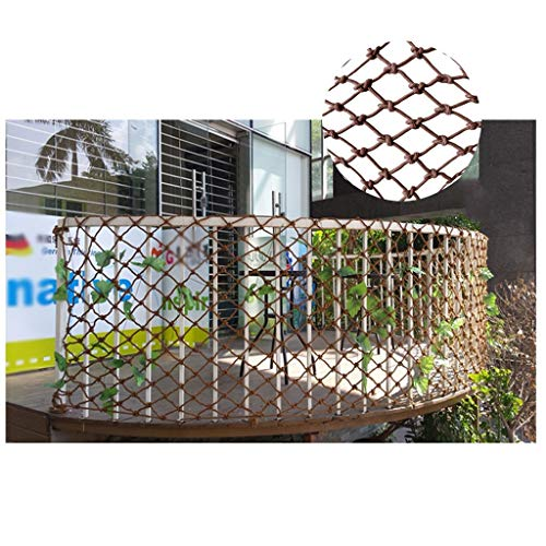 Fantastic Deal! Safety Net, Child Protection Net Staircase Balcony High Altitude Anti-Falling Net De...