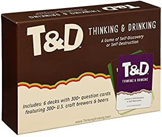Thinking & Drinking Complete Set (First Edition)