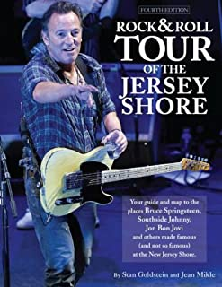 Rock & Roll Tour of the Jersey Shore - Fourth edition