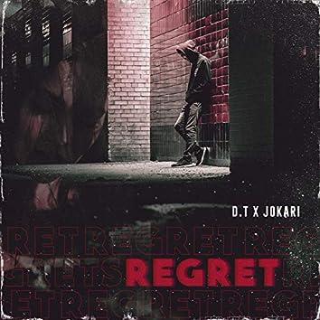 Regret (feat. Jokari)