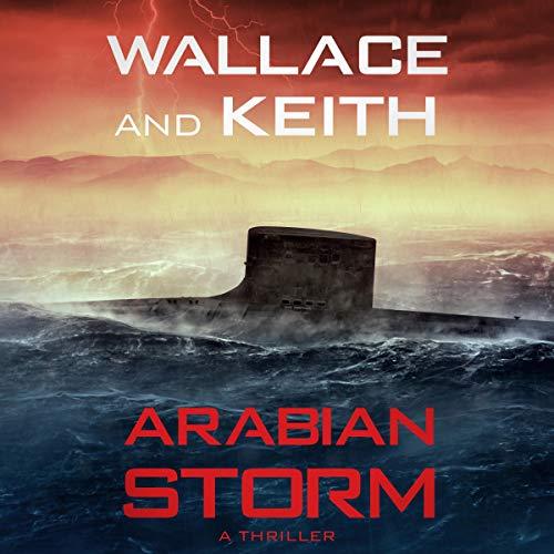 Arabian Storm audiobook cover art
