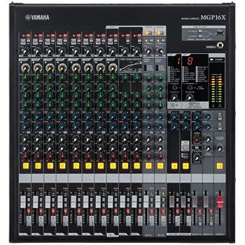 Yamaha MGP16X 16-Channel Mixer