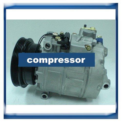 Gowe Kompressor für Denso 7SBU16C Kompressor für BMW E36E39E3864526904017645269143696452837724264528385050CO 105118C 64528363275