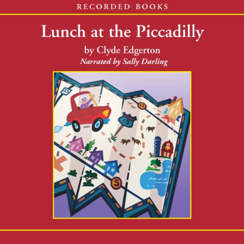 Lunch at the Piccadilly audiobook cover art