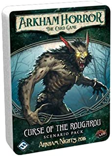 AH-Curse of the Rougarou Scenario Pack uAHC09