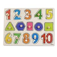 赤ちゃんのおもちゃモンテッソーリ木製パズル/ハンドグラブボードセット教育木製玩具漫画の車/海洋動物パズル子供ギフト