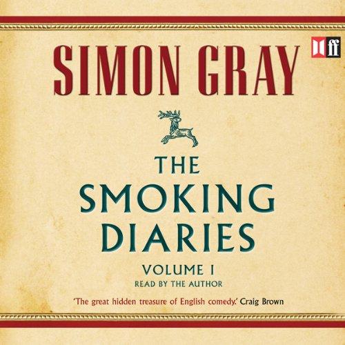 The Smoking Diaries audiobook cover art