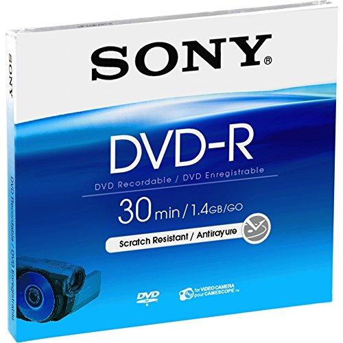 Sony 3Stück Minis DVD-R 8cm 30min 1,4GB für für handicam