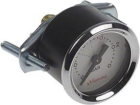Fiamma manometer voor koffiezetapparaat Prestige-III, PRESTIGE-II, ATLANTIC-II aansluiting aan de achterkant ø 39mm 1/8' ...