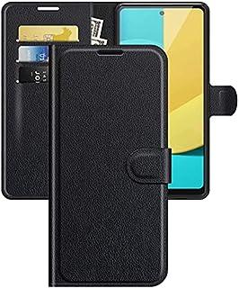 "Capa Capinha Carteira 360 Para Samsung Galaxy A72 com Tela de 6.7"" Polegadas Case Couro Flip Wallet (Preta)"