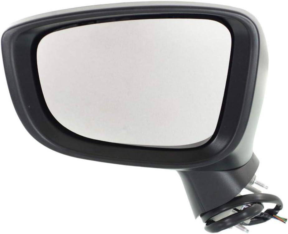 For Mazda 3 2010 2011 2012 2013 Power Side Door View Mirror Driver ...