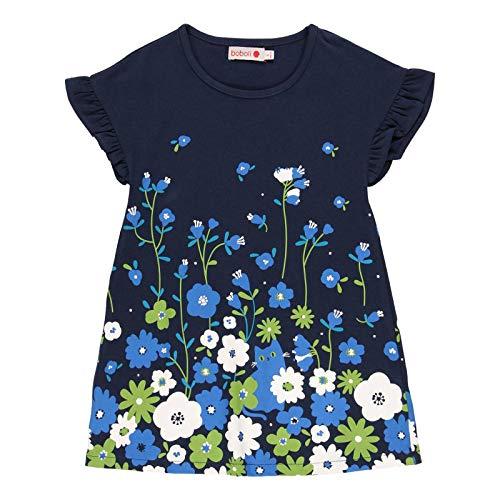 Boboli Vestido de fiesta para niñas. azul 128