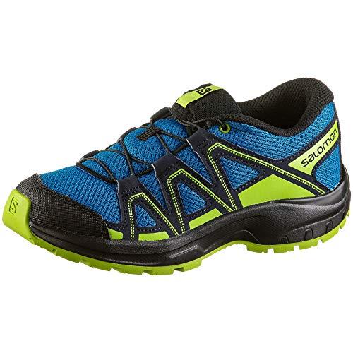 Salomon Jungen Outdoor Schuh in Blau, Größe 28