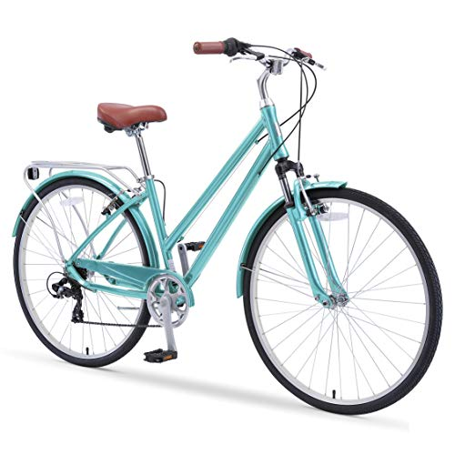 sixthreezero Pave n' Trail Women's 7-Speed Committed Rider,...