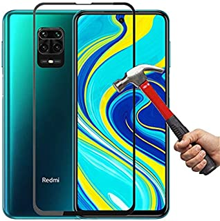 Phone Screen Protectors - 9D Tempered Glass for Redmi Note 9S 9 Pro Max Screen Protector Glass for Redmi Note 8 8t 9 S Pro...