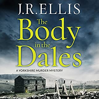 The Body in the Dales audiobook cover art