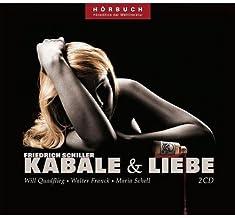 Kabale Und Liebe by Schiller, Franck, Quadflieg, Rudolf, Heesters (2008-01-01)