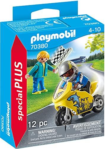 PLAYMOBIL 70380 Kinder mit Mini-Motorrad, Nicht zutreffend