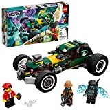 LEGO Hidden Side Supernatural Race Car 70434, Popular Augmented Reality (AR) Ghost Toy, App-Driven Ghost-Hunting Kit, Includes Jack, Vaughn and Shadow-Walker Minifigures, New 2020 (244 Pieces)