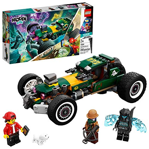 Hidden Side Race Car is a cool toy for boys age 7