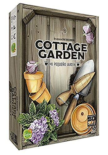 SD Games- COTAGGE Garden, Multicolor (SDGCOTGAR01)