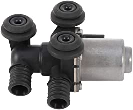 ECCPP Heater Control Valve 64118369805 Air Conditioning Heater Valve Fit for 1995-2008 2009 2010 BMW 318i /320i /323Ci /323i /325Ci /325i /325xi /328i /330Ci /330i /330xi /525i /528i /530i /X3
