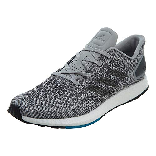 adidas Men's Pureboost DPR Running Shoe, Grey Five/Dark Solid Grey/Grey Two, 11.5 Medium US