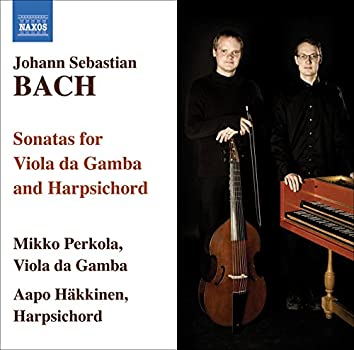 Bach, J.S.: Viola Da Gamba Sonatas, Bwv 1027-1029 / Trios