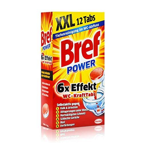 Bref Power 6xEffekt WC-Kraft Tabs