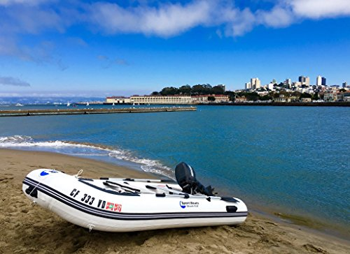 How To Remove Registration Numbers From An Inflatable Boat?