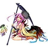 MizzZee New Anime NO Game NO Life Jibril Great War Ver. PVC Action Figure 15cm Japanese Anime Figures Model Toys 1:7 Scale