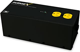 SurgeX SA-20 Standalone Surge Eliminator - 120 Volt, 20 amp - Advanced Series Mode Surge Protector and EMI/RFI Noise Filter