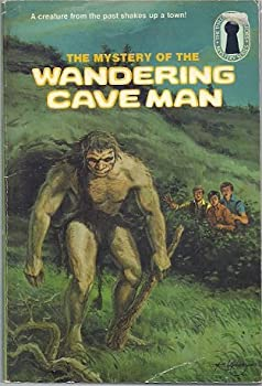 Mystery Of The Wandering Caveman - Book #34 of the Alfred Hitchcock and The Three Investigators