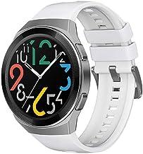gooplayer para Huawei Watch GT 2e Smartwatch 1.39 Pulgadas AMOLED HD Pantalla táctil 2 semanas Vida útil de la batería GPS y GLONASS Detecta automáticamente 6 Modos Deportivos (Blanco)