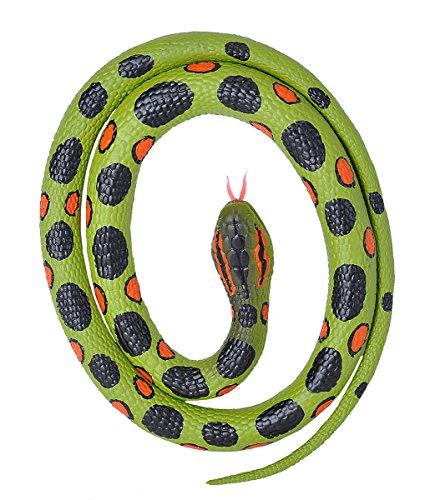 Wild Republic 20774 Gummischlange Anaconda 117 cm