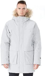 long winter jacket mens