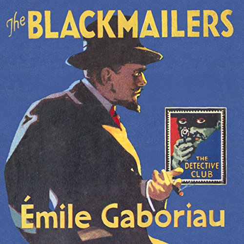 The Blackmailers: Dossier No. 113 cover art