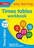 Times Tables Workbook Ages 5-7: New Edition (Collins Easy Learning)